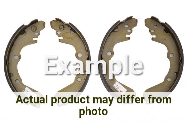 Ferodo FSB4032 Brake Shoe Set set of 4 parking brake