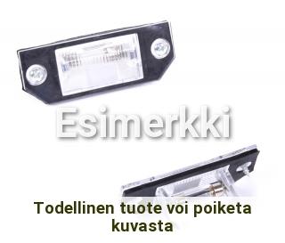 Rekisterikilven valaisin/valo