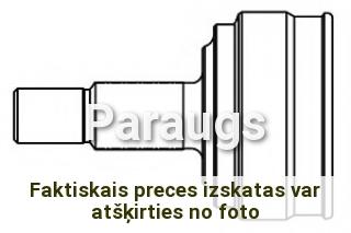 Šarnīru komplekts, Piedziņas vārpsta