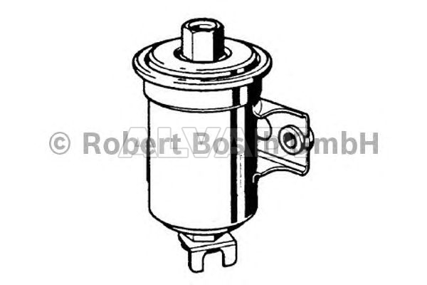Fuel Filter 0986450115 Bosch 12366546 94854916 2330011100 2330011210 2330016210