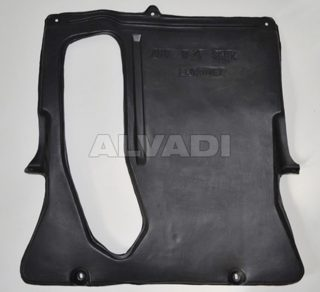Under gearbox cover