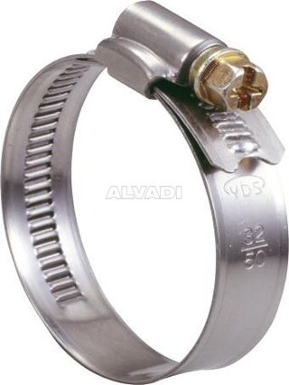 Hose clamp 100-120mm