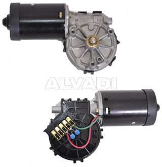Wiper motor for Mercedes-Benz E-Cl (W210) - alvadi.ee on