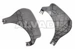 Headlamp mounting bracket